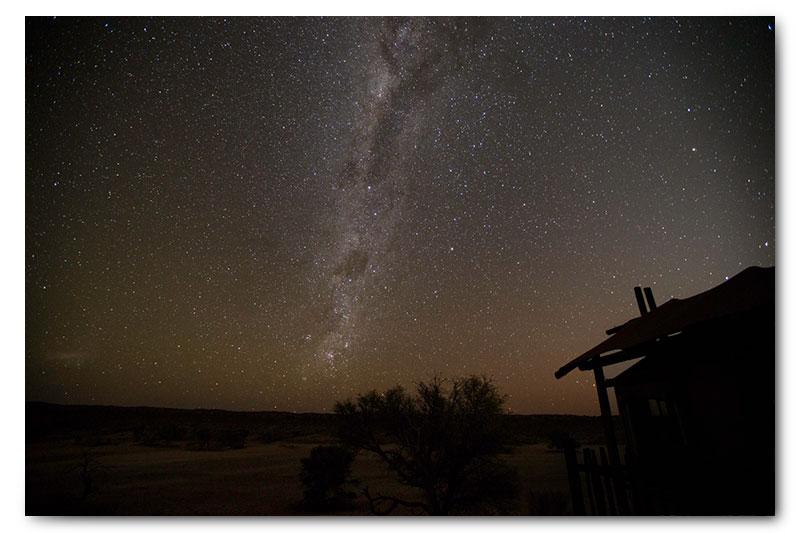kgalagadi starscape