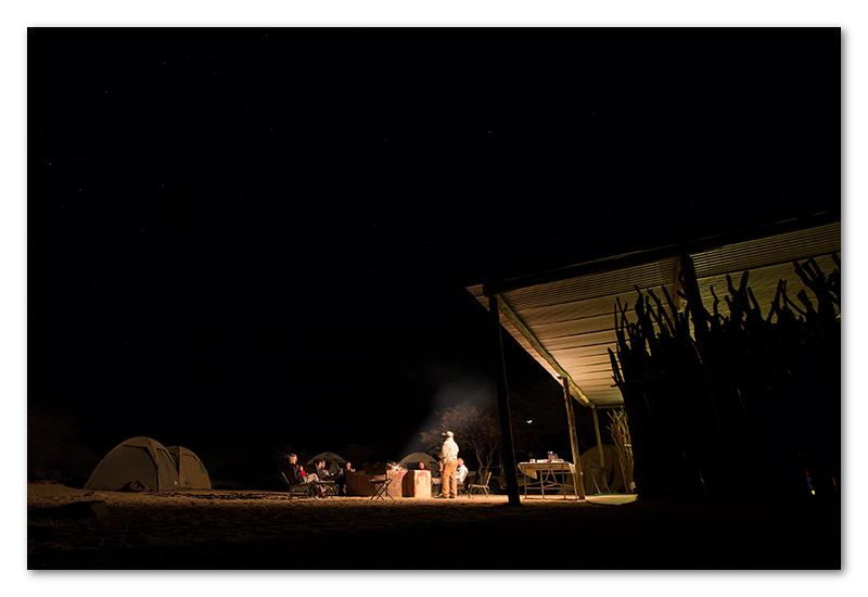Peter Dawson Photography - okonjima campsite